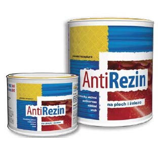 AntiRezin 375 ml bílá