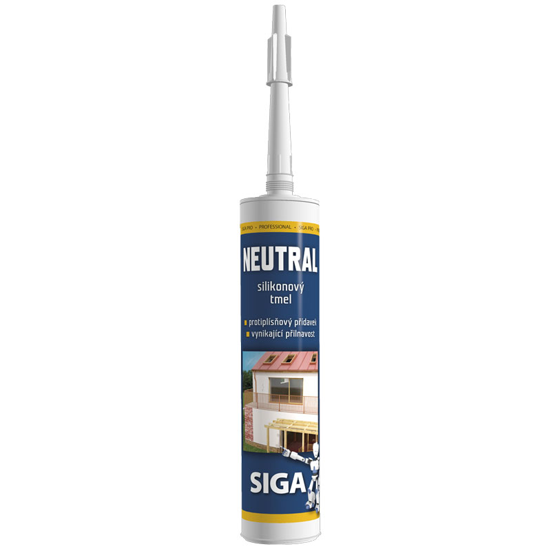 SIGA PRO Neutrál 310ml transparent